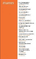 Nouvelle édition Marnes  1