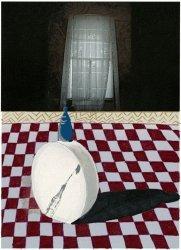 Dernières parutions dans Les Cahiers, Martine Bedin A petits pas. Livre accompagnée d'une lithographie originale signée et numérotée par Martine Bedin (tirage à 100 exemplaires)