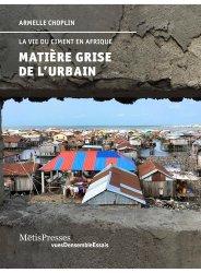 Dernières parutions sur Essais, Matière grise de l'urbain