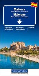 Dernières parutions sur Espagne, Majorque, Ibiza, Minorque, Formentera. 1/150 000