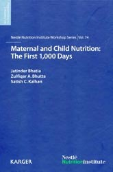Dernières parutions sur Nutrition pédiatrique, Maternal and Child Nutrition : The first 1,000 days