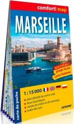 Dernières parutions dans Comfort! Map, Marseille. 1/15.000 Carte format de poche laminée