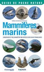Dernières parutions dans Guide de poche nature, Mammifères marins