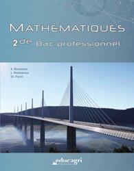 Souvent acheté avec Mathématiques 1re Bac Pro - Enseignement agricole (2018), le Mathématiques - 2de BAC professionnel