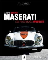 Dernières parutions sur Modèles - Marques, Maserati, les plus beaux modèles