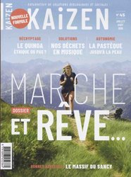 Dernières parutions dans Kaizen, Marche et rêve...