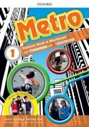 Dernières parutions sur Oxford University Press, Metro: Level 1: Student Book and Workbook
