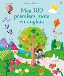 Dernières parutions sur Langues et littératures étrangères, Mes 100 premiers mots en anglais