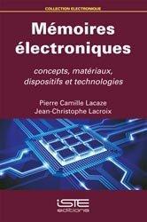 Dernières parutions dans electronique, Mémoires électroniques