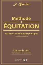 Dernières parutions sur Pratique de l'équitation, Méthode d'équitation