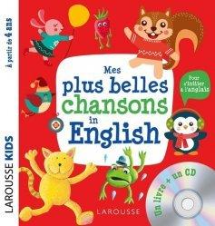Dernières parutions dans Bilingue anglais, Mes Plus Belles Chansons in English