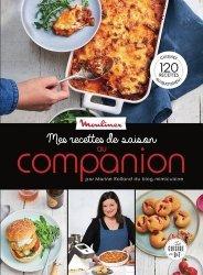 Dernières parutions sur Cuisine familiale, Mes recettes de saison au companion