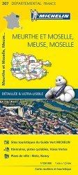 Dernières parutions dans Départemental, Meurthe et Moselle, Meuse, Moselle. 1/150 000