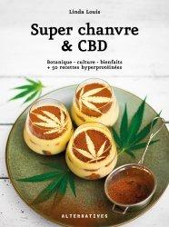 Dernières parutions sur Cuisine bio et diététique, Merveilleux Chanvre et CBD