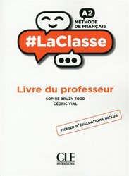 Dernières parutions sur Méthodes FLE, Méthode de français #LaClasse A2