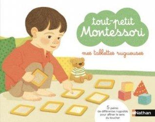 Dernières parutions sur Questions d'éducation, Mes tablettes rugueuses Montessori