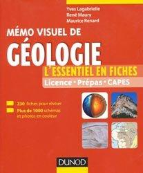 Souvent acheté avec Biologie, le Mémo visuel de géologie