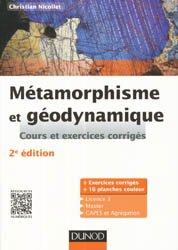 Nouvelle édition Métamorphisme et géodynamique