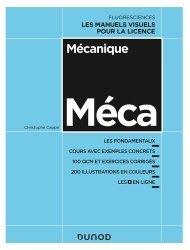 Dernières parutions sur Mécanique, Mécanique