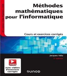 Dernières parutions sur Maths et informatique, Méthodes mathématiques pour l'informatique