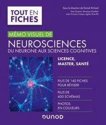 Dernières parutions sur Neurologie, Mémo visuel de neurosciences