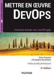 Dernières parutions sur Informatique - Audiovisuel, Mettre en oeuvre DevOps