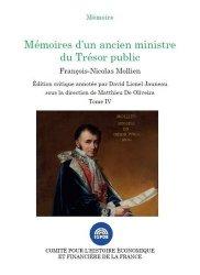Dernières parutions sur Finances publiques, Mémoires d'un ancien ministre du trésor public