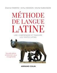 Dernières parutions sur Méthodes de langue (Scolaire), Méthode de langue latine