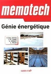 Dernières parutions dans Mémotech, Mémotech Génie Énergétique