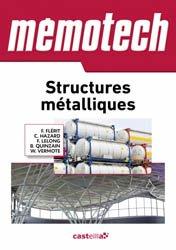 Dernières parutions dans Mémotech, Memotech structures métalliques 2015