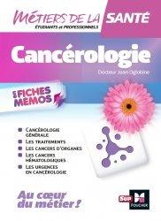 Dernières parutions sur Cancérologie, Métiers de la santé - Cancérologie - IFSI - DEI - Révision