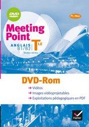 Dernières parutions dans Meeting Point, Meeting Point Anglais Terminale : DVD Rom