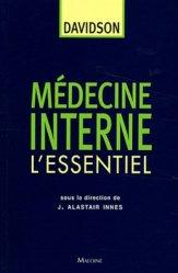 Dernières parutions sur Médecine interne, Médecine interne