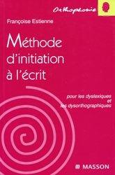 Souvent acheté avec Méthode d'entraînement à la lecture et dyslexies, le Méthode d'initiation à l'écrit pour les dyslexiques et les dysorthographiques