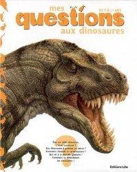 Souvent acheté avec Le cheval, le Mes questions aux dinosaures