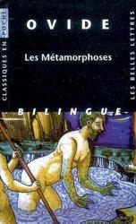 Dernières parutions sur Latin, Les Métamorphoses