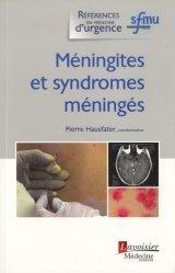 Souvent acheté avec Désordres métaboliques et réanimation : de la physiopathologie au traitement, le Méningites et syndromes méningés