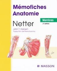Souvent acheté avec Onychologie, le Mémofiches anatomie Netter Membres
