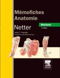 Souvent acheté avec Guide pratique de l'asthme, le Mémofiches anatomie Netter - Membres