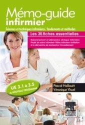 Souvent acheté avec Psychologie - Sociologie - Anthropologie, le Mémo-guide infirmier - UE 3.1 à 3.5