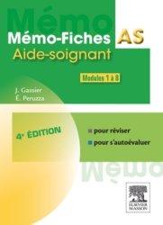Souvent acheté avec Guide d'anatomie et de physiologie, le Mémo-fiches AS - Aide-soignant