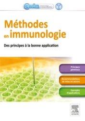 Souvent acheté avec Vaccinologie, le Méthodes en immunologie