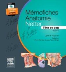 Souvent acheté avec Anatomie de l'appareil locomoteur Pack 4 volumes, le Mémofiches Anatomie Netter - Tête et cou