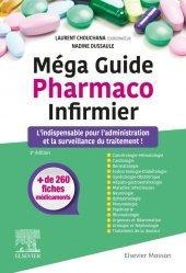 Dernières parutions sur Infirmières, Méga Guide Pharmaco Infirmier