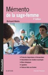 Dernières parutions sur 32èmes Journées de Soins Infirmiers Pédiatriques, Mémento de la sage-femme