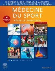 Dernières parutions sur Médecine du sport, Médecine du Sport pour le Praticien