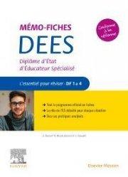 Dernières parutions dans Hors collection, Mémo-Fiches DEES - Diplôme d'État d'éducateur spécialisé