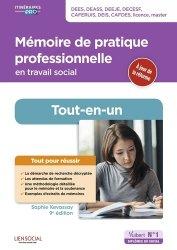 Dernières parutions dans Itinéraires pro, Mémoire de pratique professionnelle en travail social