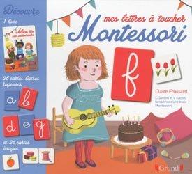 Souvent acheté avec Composer sa pharmacie naturelle maison, le Mes lettres à toucher Montessori
