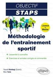 Dernières parutions dans Objectif STAPS, Méthodologie de l'entraînement sportif